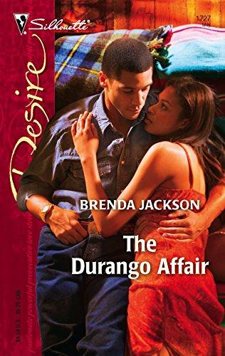 The Durango Affair By Brenda Jackson