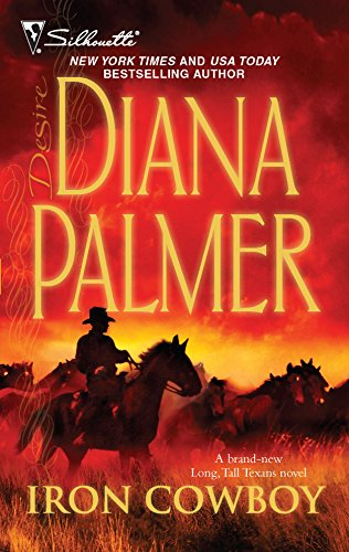 Iron Cowboy By Diana Palmer