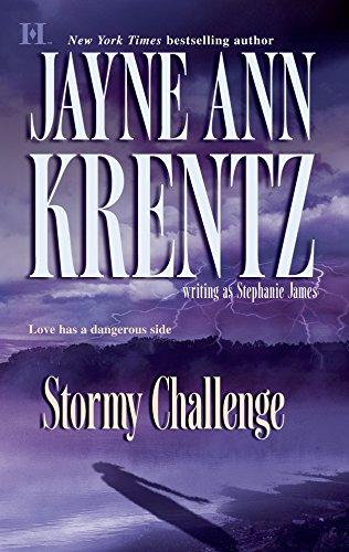 Stormy Challenge By Jayne Ann Krentz
