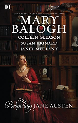 Bespelling Jane Austen By Mary Balogh