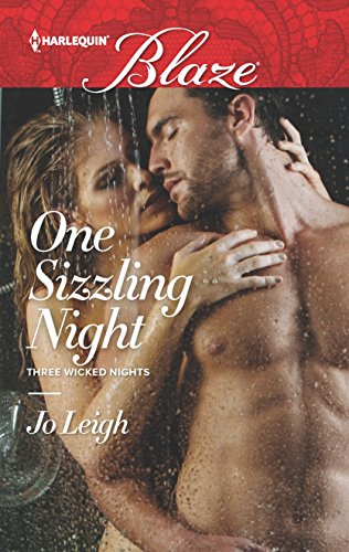 One Sizzling Night By Jo Leigh