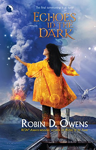 Echoes in the Dark By Robin D Owens
