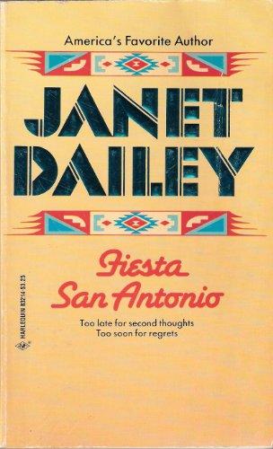 Fiesta San Antonio By Janet Dailey