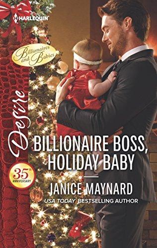 Billionaire Boss, Holiday Baby By Janice Maynard