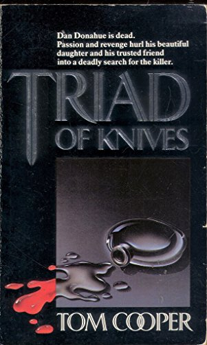 Triad Of Knives By Tom Cooper