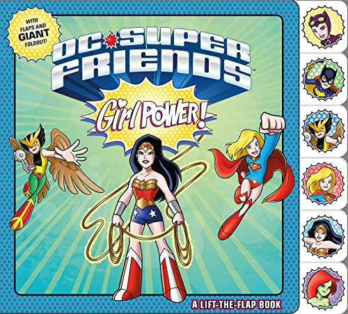 DC Super Friends: Girl Power! By DC Comics