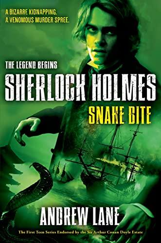 Snake Bite By Andrew Lane