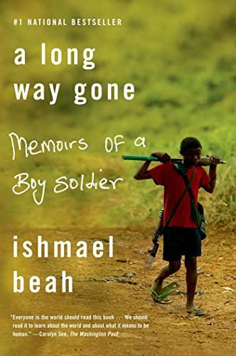 A Long Way Gone von Ishmael Beah