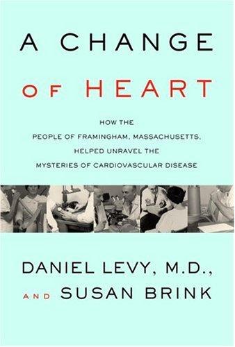 A Change of Heart By Daniel Levy (Suny Stony Brook)