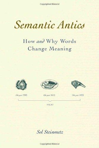 Semantic Antics By Sol Steinmetz