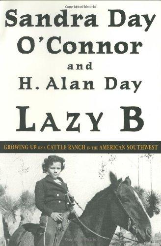 Lazy B By O'Connor Sandra Day