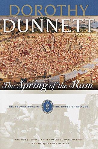 Spring of the Ram By Dunnett Dorothy