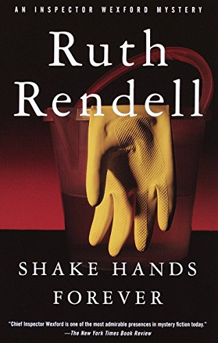 Shake Hands Forever By Ruth Rendell