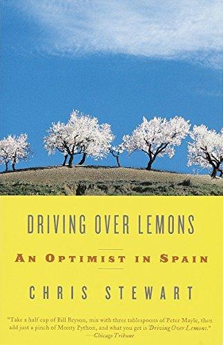 Driving Over Lemons By Chris Stewart