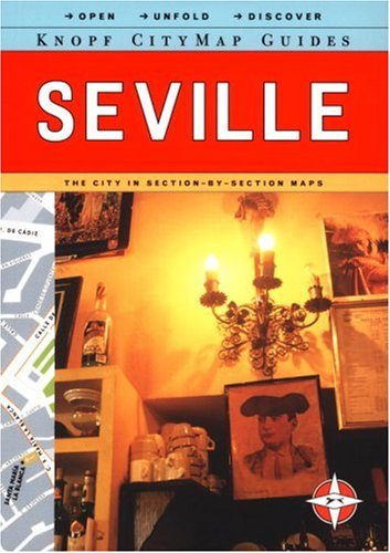 Knopf Mapguide Seville By Knopf Guides