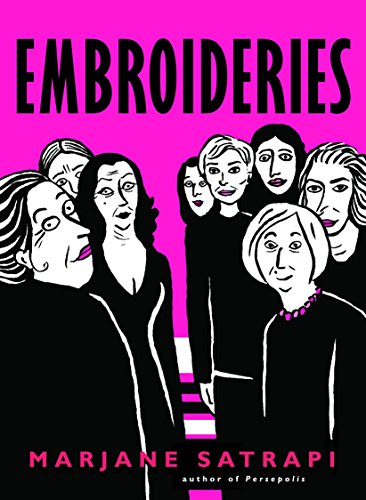 Embroderies By Satrapi Marjane