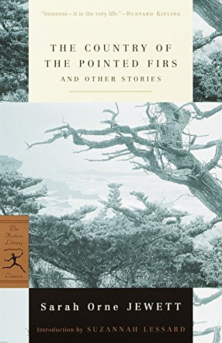 Mod Lib Country Of The Pointed Firs & Other Stories By Sarah Orne Jewett