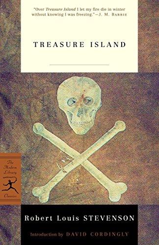 Mod Lib Treasure Island By Robert Louis Stevenson