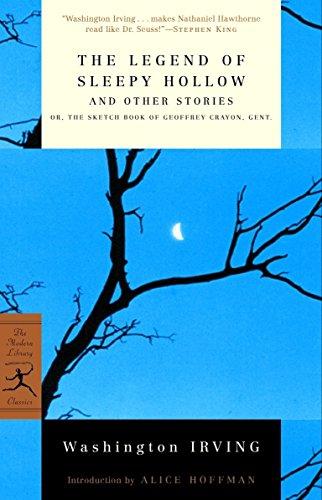 Mod Lib Legend Of Sleepy Hollow By Washington Irving