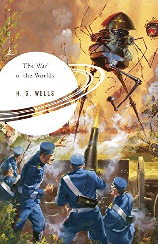 Mod Lib War Of The Worlds By H. G. Wells
