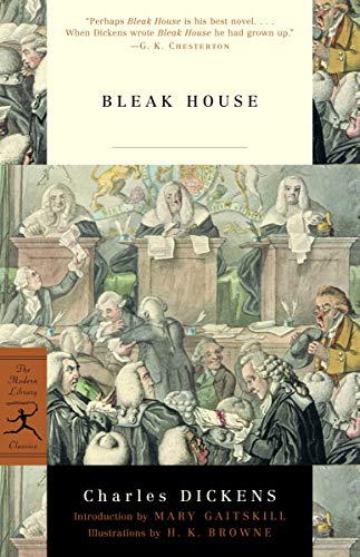 Mod Lib Bleak House By Charles Dickens