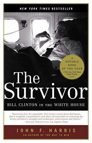 The Survivor von John F Harris