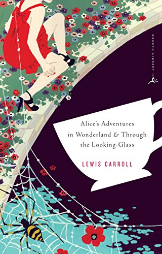 Mod Lib Alice's Adventures In Wonderland & Through The Looking Gl By Lewis Carroll