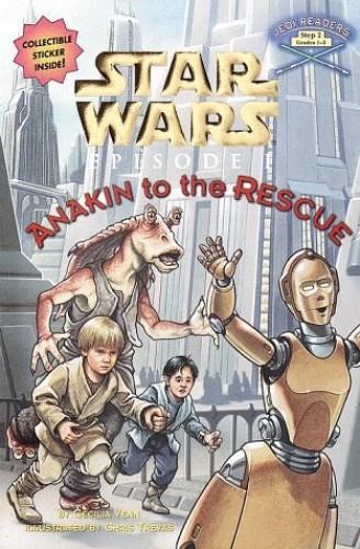 Anakin to the Rescue By Cecelia Venn