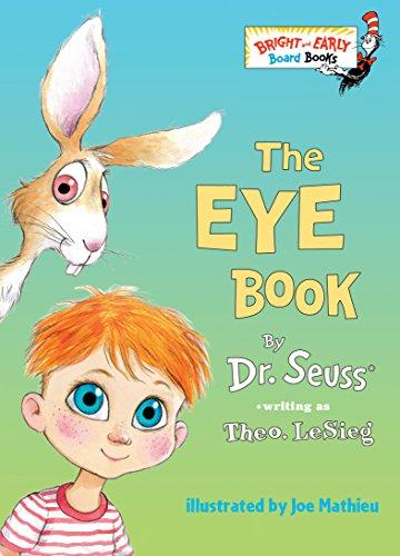 The Eye Book By Theo Lesieg