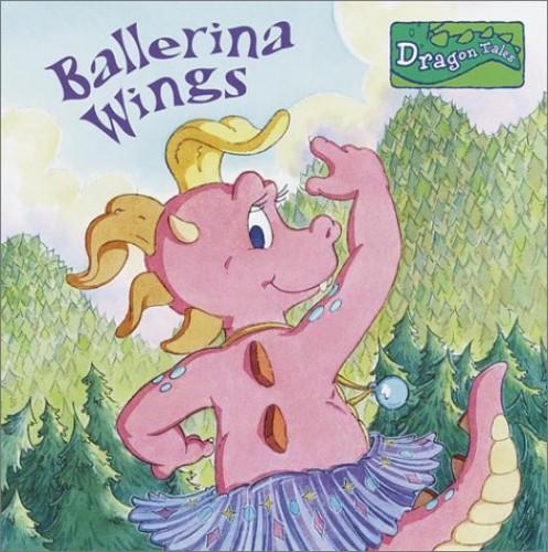 Ballerina Wings By Irene Trimble