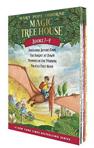 Magic Tree House Books 1-4 Boxed Set von Mary Pope Osborne