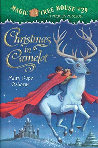 Magic Tree House #29 Christmas In Camelot By Mary Pope Osborne