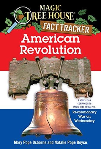 Magic Tree House Fact Tracker #11 American Revolution By Natalie Pope Boyce