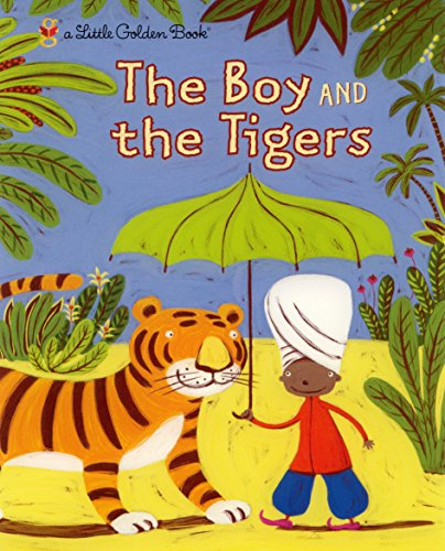 LGB The Boy And The Tigers By Helen Bannerman