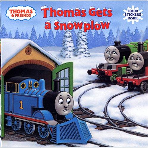 Thomas Gets a Snowplow By REV W Awdry