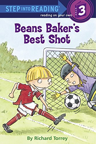 Beans Baker's Best Shot (Step Into Reading - Level 3 - Quality) By Richard Torrey