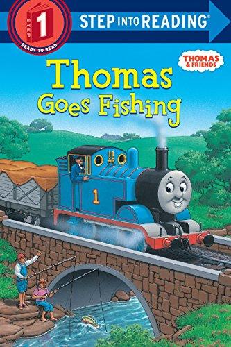 Thomas Goes Fishing (Thomas & Friends) By REV W Awdry