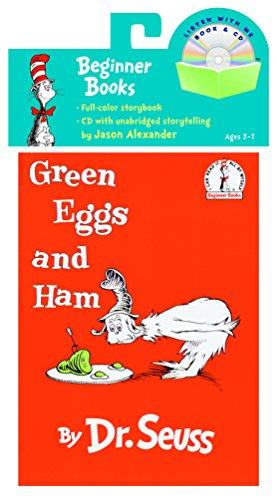 Green Eggs and Ham Book & CD von Dr Seuss