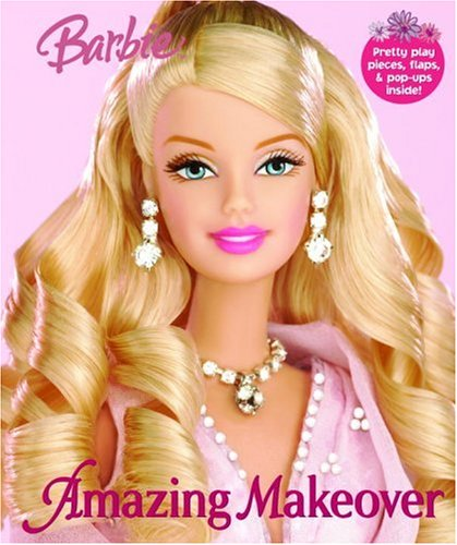 Amazing Makeover (Barbie (Golden Books)) by Unknown Author