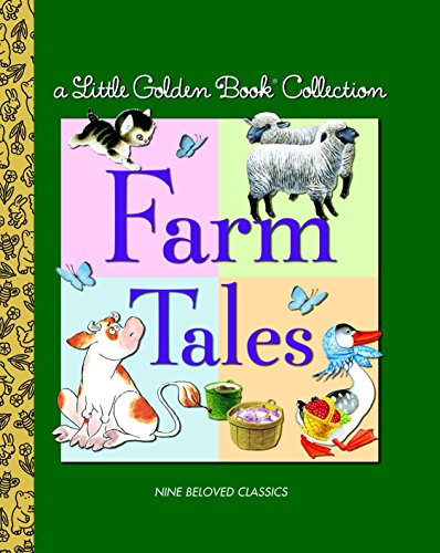 LGB Collection Farm Tales By Golden Books