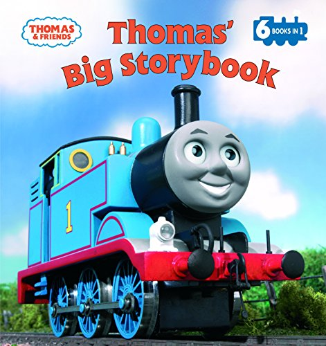 Thomas' Big Storybook (Thomas & Friends) (Thomas & Friends (Hardcover))