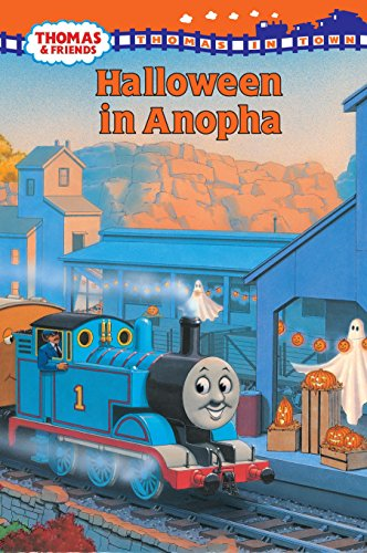 Thomas and Friends: Halloween in Anopha (Thomas & Friends) By REV W Awdry