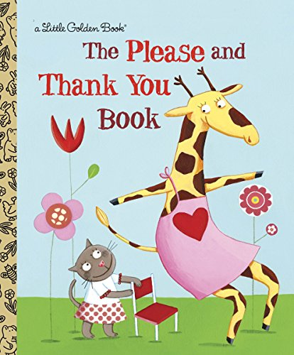 LGB The Please And Thank You Book By Barbara Shook Hazen