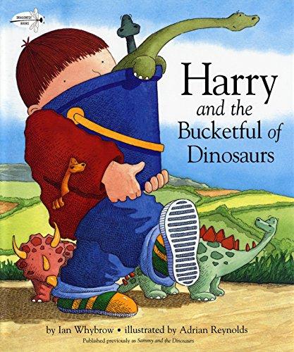 Harry and the Bucketful of Dinosaurs von Ian Whybrow