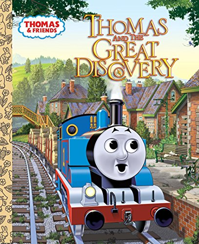 Thomas and the Great Discovery (Thomas & Friends) By REV W Awdry