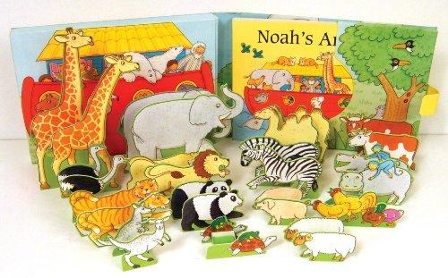 Noah's Ark By Rod Campbell