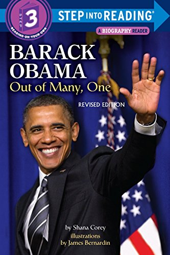 Barack Obama - Out of Many, One By Shana Corey