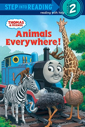 Animals Everywhere! By REV W Awdry