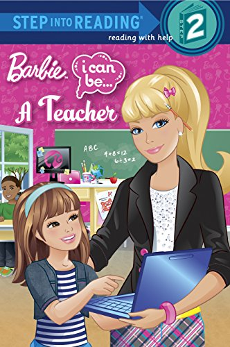 Barbie: I Can Be... a Teacher By Mary Man-Kong