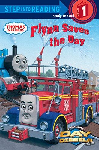 Flynn Saves the Day By REV W Awdry
